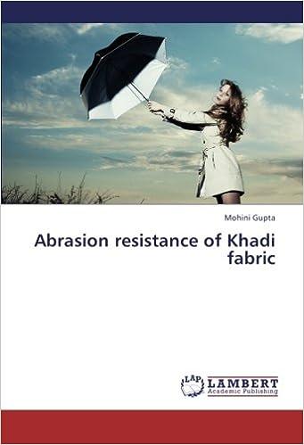 Abrasion resistance of Khadi fabric