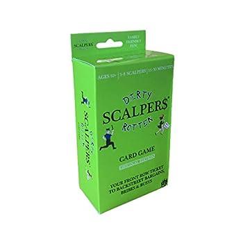 Soiled Rotten Scalpers – New Household-Pleasant Enjoyable Card Recreation