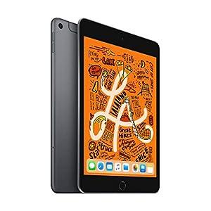 Apple iPad Mini (Wi-Fi + Cellular, 256GB) – Space Grey