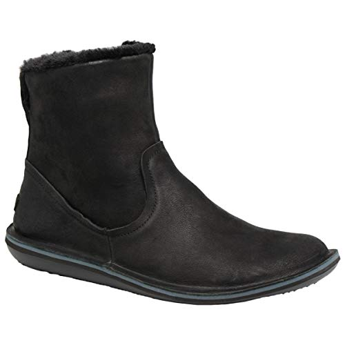 Camper Beetle K400292 Womens Ankle Boots Shoes Black