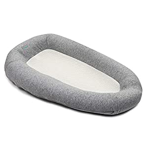 PurFlo Baby Newborn Breathable Sleep Nest 0-6M in Mary Grey