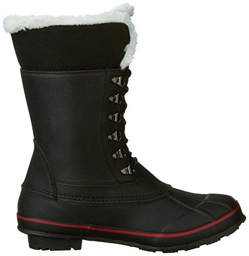 Baffin Kvinna Mink Snö Boot Svart