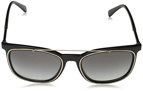 de Sol 0Ve4335 Gafas Hombre 56 Black para Versace wtFOE