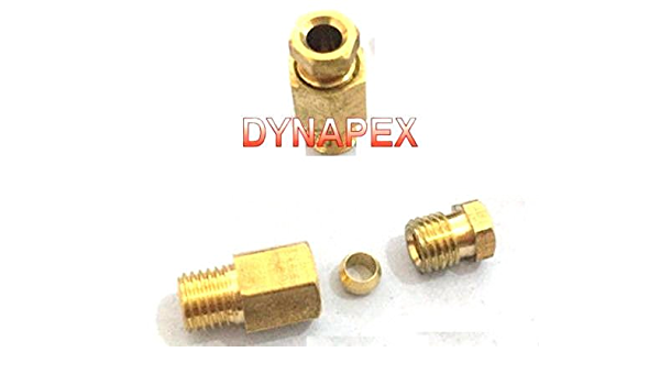 MTC 1//2-N02-10PK Pack of 10 1//4 NPT Thread MettleAir MTC 1//2-N02 Push to Connect Straight Male Fitting Pack of 10 1//2 OD 1//2 OD 1//4 NPT Thread