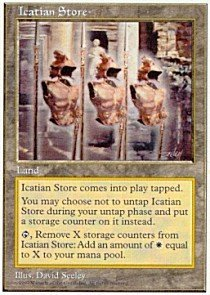 Magic: the Gathering - Icatian Store - Fifth - Store Fifth