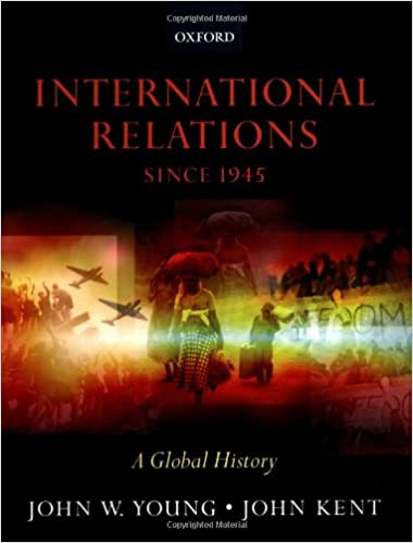 International Relations since 1945: A Global History: Amazon co uk