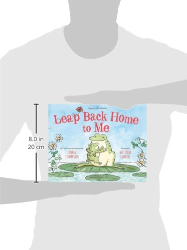Leap Back Home to Me by Margaret K. McElderry Books (Image #3)