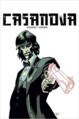 Amazoncom Casanova The Complete Edition Volume Luxuria - 23 of the strangest books to ever appear on amazon