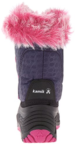 Kamik Snowgypsy Boot (Toddler/Little Kid/Big Kid) Navy