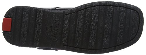 Janes T Kickers Black 0001 Fragma Woman Mary buckle nero wFvawq7