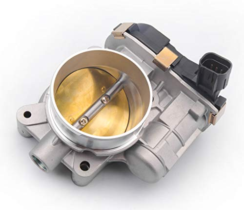Tecoom 12609500 Original Equipment Fuel Injection Throttle Body Assembly for Chevrolet Malibu Impala Buick Lucerne 3.5L - Valve Assembly Body Throttle