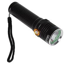 AmaranTeen - AF-50 CREE XML U2 800 Lumen 2 Modes LED Flashlight