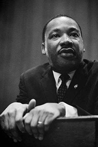 Martin Luther King notebooks - achieve your goals, 120 lined pages #1 (Martin Luther King Nobel Peace Prize Speech)