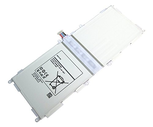 Batterymarket Tablet Replacement Battery EB-BT530FBE For Samsung GALAXY Tab4 10.1 T530 T531 T535 EB-BT530FBC EB-BT530FBE AA1F416GS/7-B EB-BT530FBU - 3.8V 6800mAh - Tablet Battery Replacement