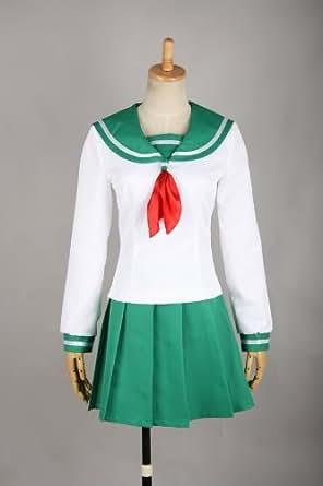 Size L-Large ?InuYasha Higurashi kagome Cosplay Costume