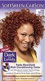 DARK AND LOVELY HAIR DYE COLOR 376 RED HOT RHYTHM by Dark & amp; Lovely