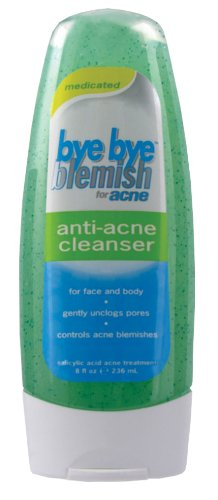 Bye Blemish Anti Acne Cleanser 8 Ounce product image