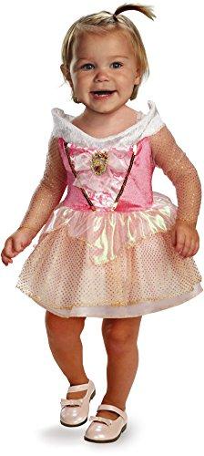 AURORA INFANT Costume(Size:12-18M) (Sleeping Beauty Halloween Costume)
