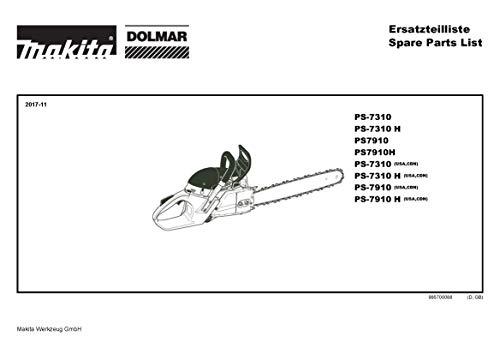 Dolmar - CHAIN CATCH, PS-7900