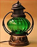 Classic Shoppe Electric lamp holder home décor decorative table lamp hanging lantern stand tea light gift item