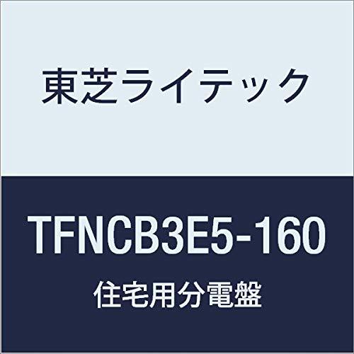東芝ライテック 小形住宅用分電盤 Nシリーズ 50A 16-0 扉付 基本タイプ TFNCB3E5-160 B01J9QMZZ8