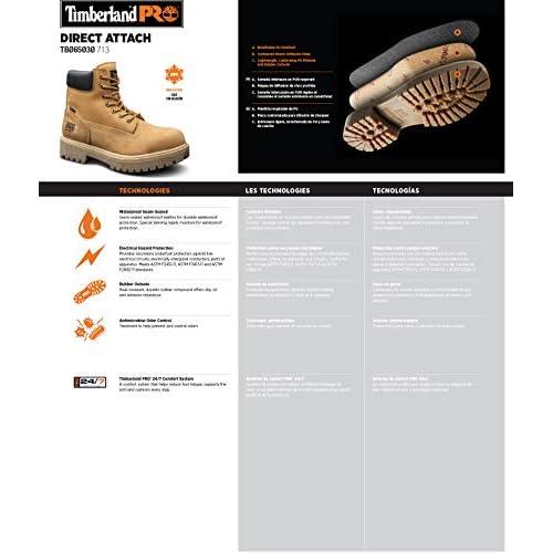 traje Volverse loco Reducción de precios  Timberland PRO Men's Direct Attach - tiendamia.com