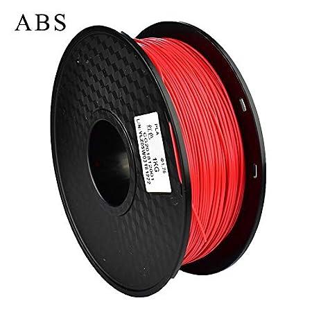 XuBaoFu, 2019 Filamento de la Impresora de PLA/ABS/PETG 3D 1.75MM ...