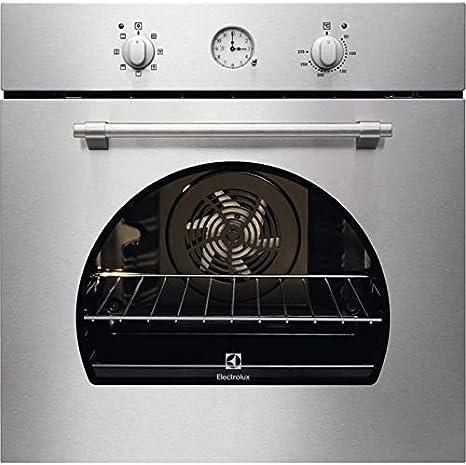 Electrolux – Horno multifunción FR 65 X acabado inox de 60 cm: Amazon.es: Grandes electrodomésticos
