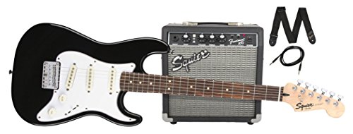Squier By Fender 0301812006 Strat® SS Electric Guitar Start