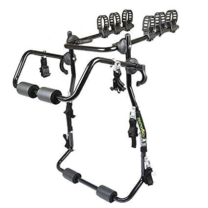 Amazon Com Exinnos Cycling Zentorack 150kg Loading 3 Bike Trunk