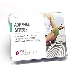 Adrenal Stress Profile - Saliva Test Kit For 5 Hormone Level Imbalances (DS, Cx4)