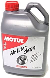 MOTUL – Barniz de aceite para filtro de aire de espuma, 5000 ml ...