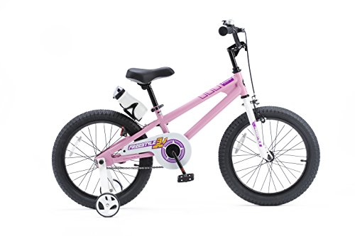 RoyalBaby-BMX-Freestyle-Kids-Bike-Boys-Bikes-and-Girls-Bikes-with-training-wheels-Gifts-for-children-18-inch-wheels-in-6-colors