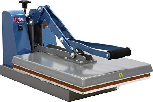 """HIX HT-600 Manual Heat Press 16"""" x 20"""""""