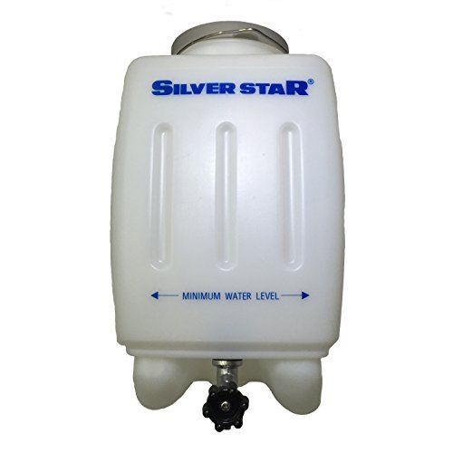 Sliver Star Replacement Water Bottle for Gravity Feed Electric Steam Irons by Sliver Star