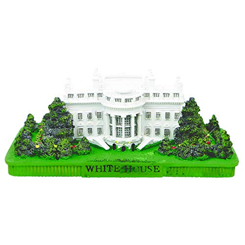 - Great Places To You White House Poly Replica Small, Washington DC Souvenirs, Washington D.C. Gifts