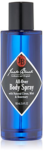 Jack Black All-Over Body Eau de Toilette Spray, 3.4  fl.oz.