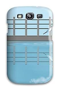 Heidiy Wattsiez's Shop Best 1976707K73491738 Galaxy S3 Case Cover Skin : Premium High Quality Bleach Case