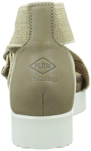 Palladium Value Frl - Sandalias de vestir Mujer Beige - Beige (007 Beige)