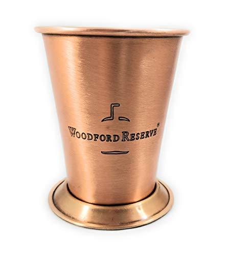 Woodford Reserve Pure Copper Mint Julep Glass