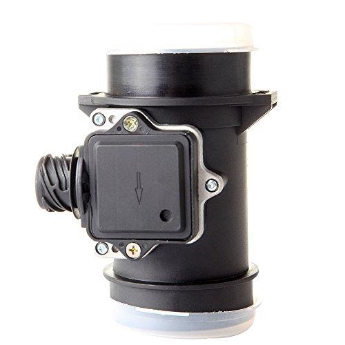 Aintier Air Sensor Mass Air Flow Sensor MAF Replacement Fit for 1990-2000 BMW 320i 1995-2004 BMW 520i 1995-2004 BMW E34 1995-2004 BMW E36 1995-2004 BMW E39 5WK9007 5WK9007Z (1995 Bmw 318i Mass Air Flow Sensor)