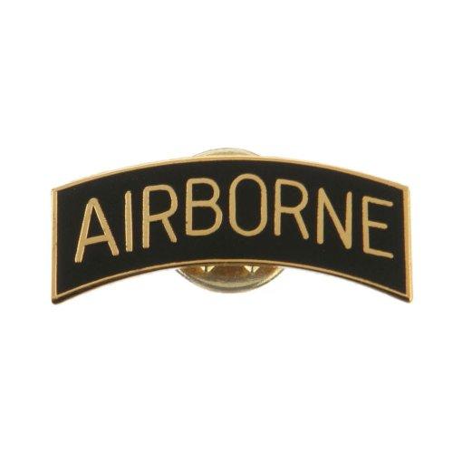 US Army Airborne Cloisonne Military Pins - Airborne OSFM