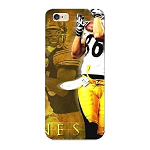 Fireingrass Durable Pittsburgh Steelers Player Back Case/ Cover For Iphone 6 Plus For Christmas