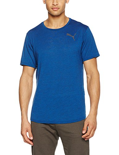 shirt True T Homme Puma Heather novità Blue pdwOR