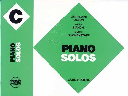 Olson Music Pathways - O5112 - Piano Solos - C