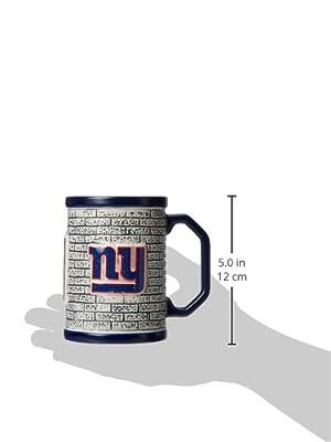 NFL Sculpted Stonewall Mug