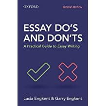 Essay Do's and Don'ts: A Practical Guide to Essay Writing