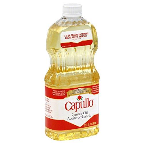 Capullo Canola Oil, 32 fl oz - Ach Food