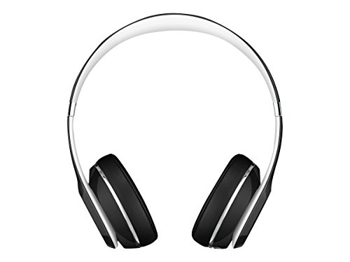 Beats By Dre Solo 2 Luxe Edition On-Ear Headphones | Black (WIRED,  Not Wireless) by Beats (Image #2)