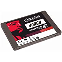 Kingston Digital, Inc. SSDNow E100 400GB SSD SATA 3 2.5-Inch Solid State Drive SE100S37/400G